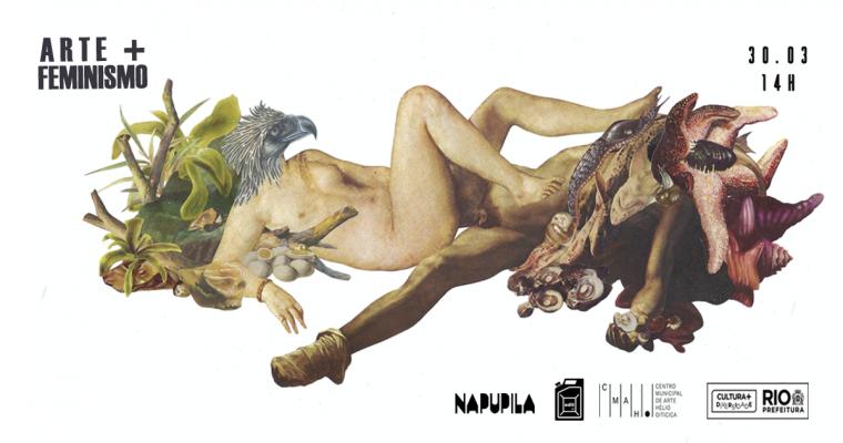 Arte + Feminismo – Wikipedia Edit-a-thon 2019