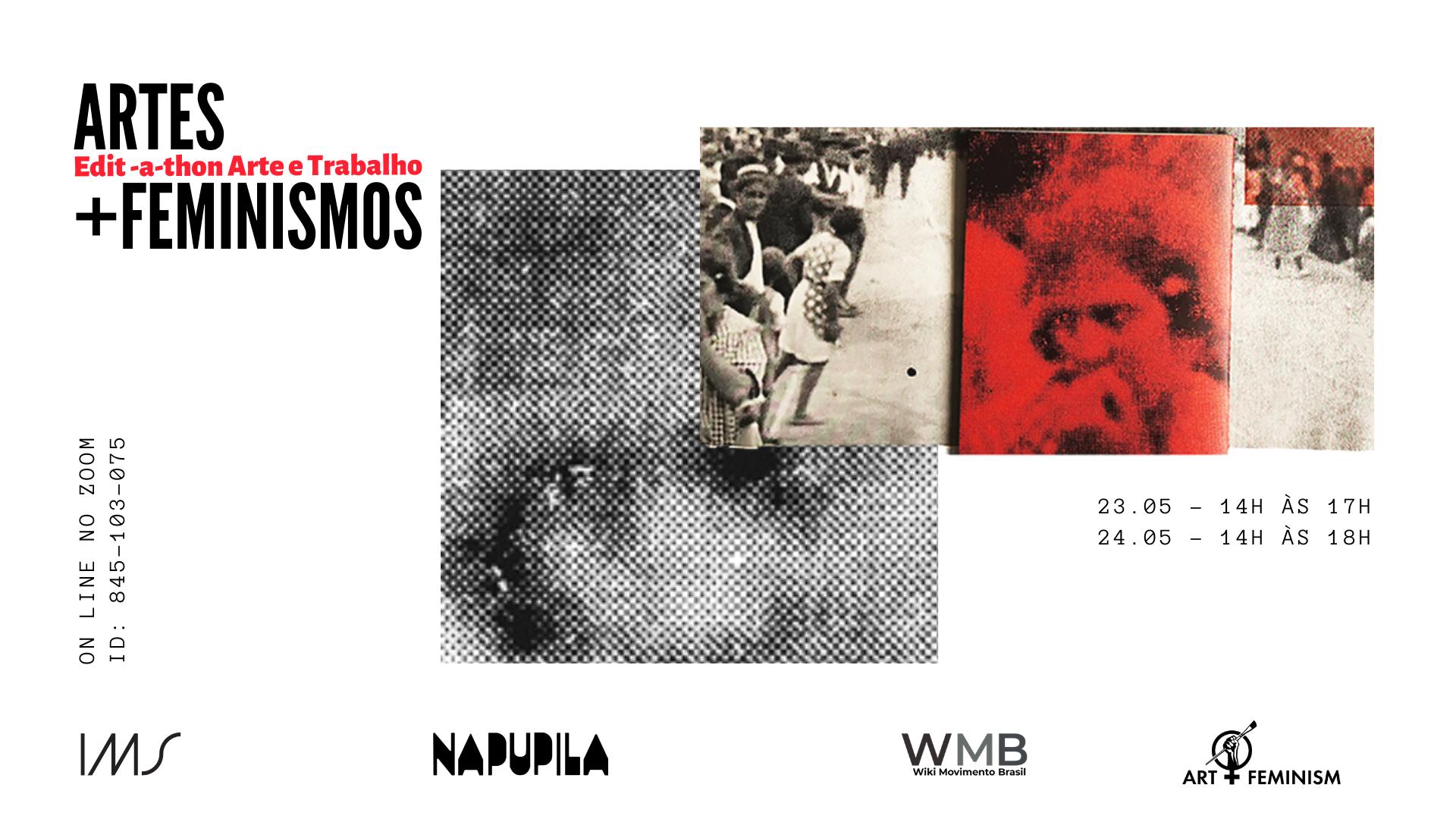 Artes + Feminismos I Arte e Trabalho – maio de 2020