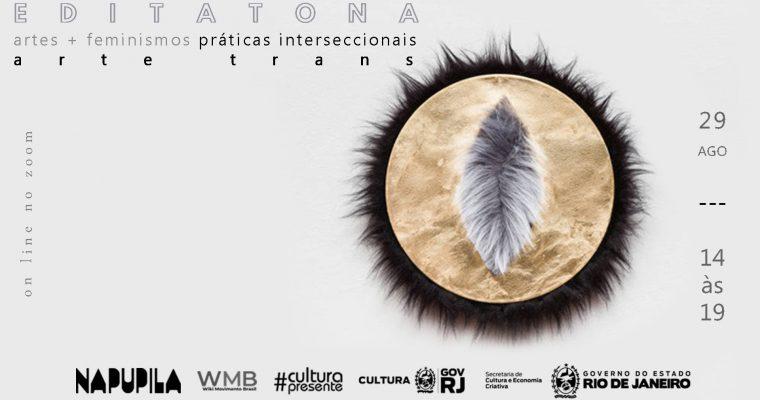 Editatona Artes+Feminismos I Arte Trans