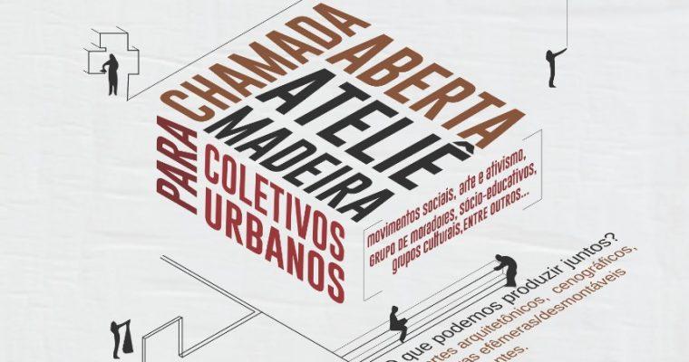 Edital Coletivos Urbanos